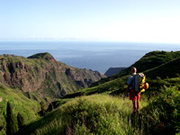 Hiking and trekking in Cape Verde