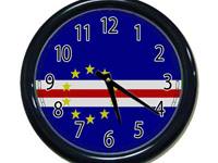 cape verde time zone