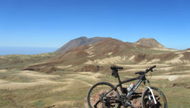 Mountainbiking on the Cape Verde Islands