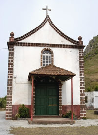 Church from the Colonical period of Cape Verde